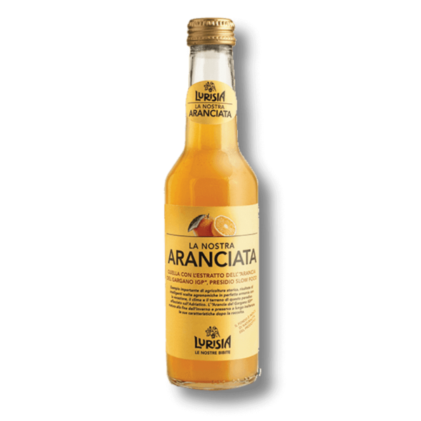 Lurisia – la nostra Aranciata – 275 ml.