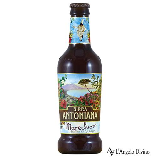 Birrificio Antoniano – Marechiaro – Bionda Premium
