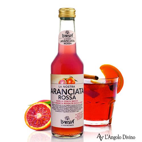 Lurisia – Aranciata Rossa – 275 ml.