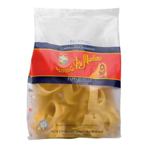 Di Martino – Pappardelle 250gr – D&G Special Edition