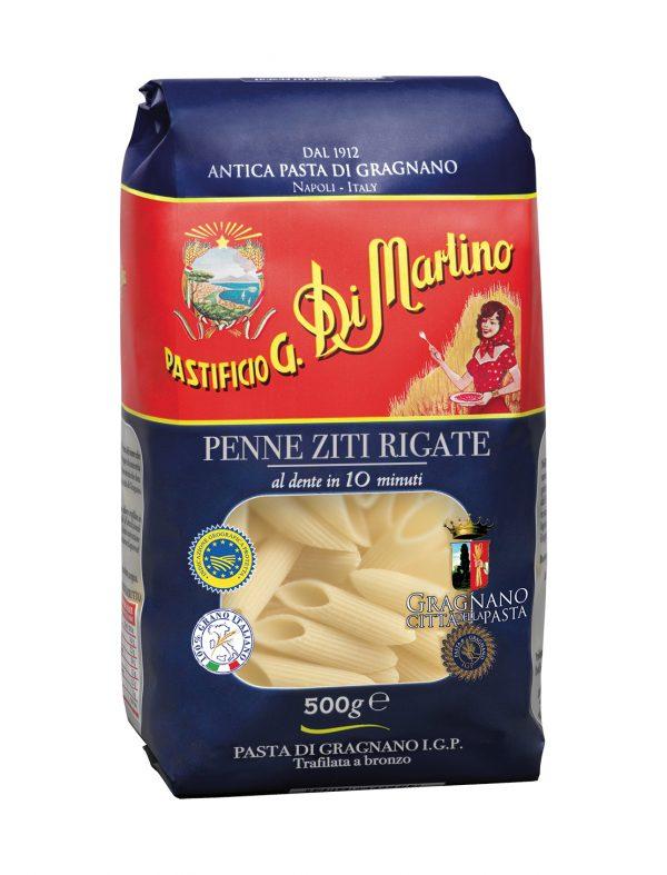 Penne Ziti Rigati – Di Martino – 500gr