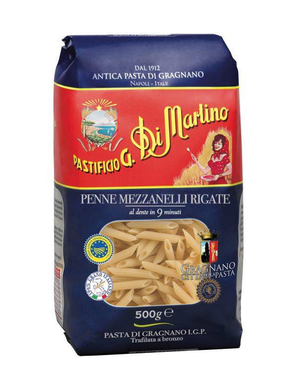 Di Martino – Penne Mezzanelli rigate – 500gr