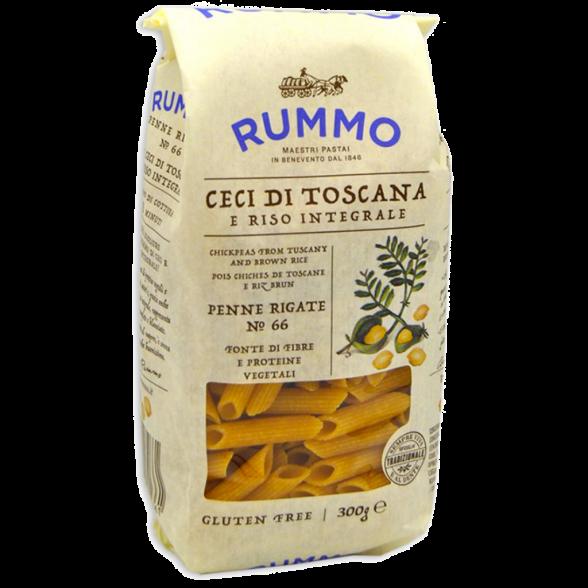 Rummo – Penne Rigate n. 66 – (Gluten Free) – 300gr