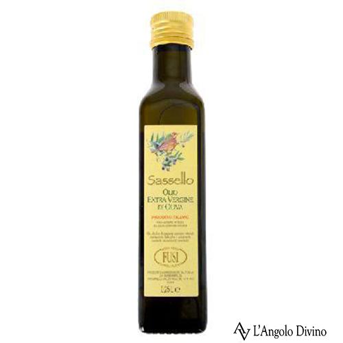 """Oleificio Fusi – """"Sassello"""" – Extra Vergine – 1 Lt"""
