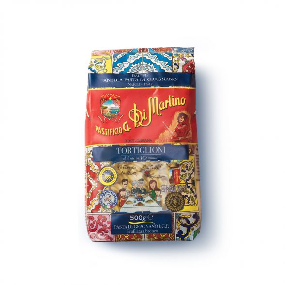 Di Martino  – Tortiglioni – 500g – D&G  -Special Edition