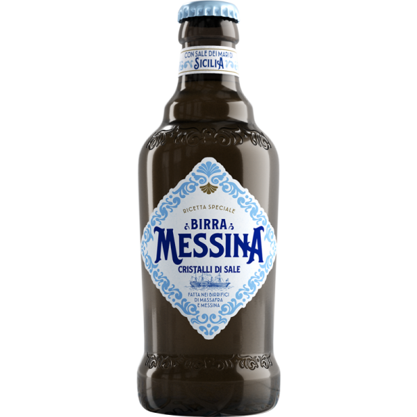 Birra Messina – Cristalli di Sale – 50cl
