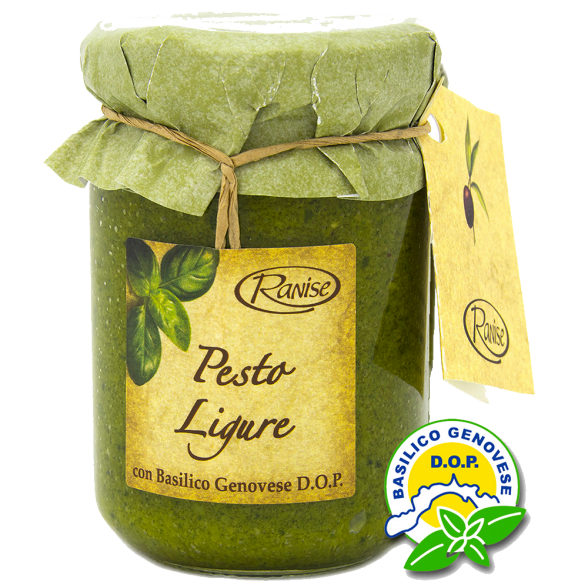 Ranise – Bio – Pesto Ligure  – Gr 180